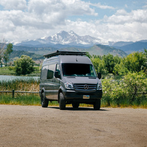 Campervan for sale-The Steinbeck