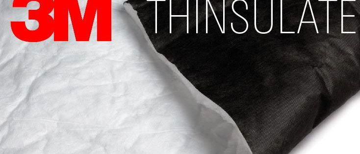 3M Thinsulate insulation