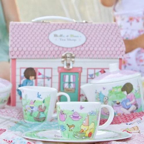 סט תה לילדים בלה ובו