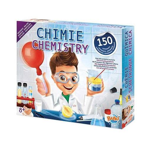 מעבדת כימיה 150 ניסויים מרתקים,  מבית בוקי צרפת