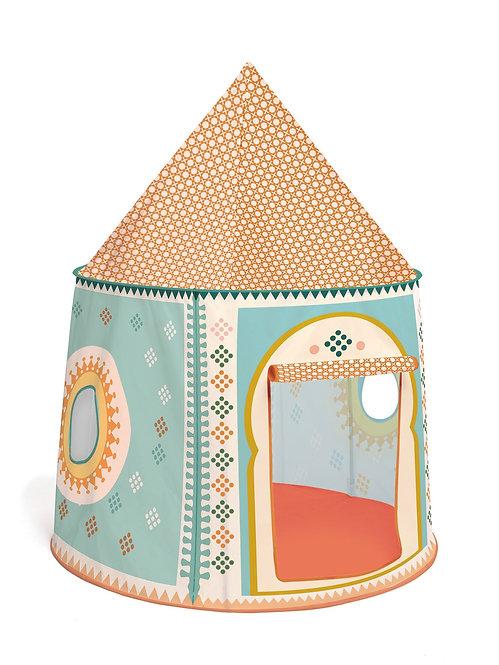 אוהל בקתה אוריינטלית