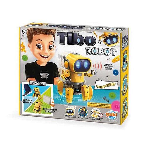 רובוט טיבו מבית בוקי צרפת