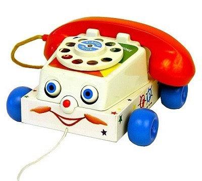 טלפון וינטאג׳ פישר פרייס