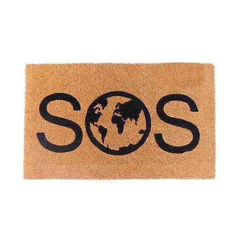 שטיח סף כניסה לבית או לבניין SOS