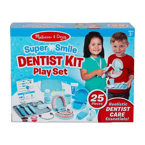סט משחק רופא שיניים