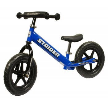 אופני איזון סטריידר 12 ספורט Strider - כחול