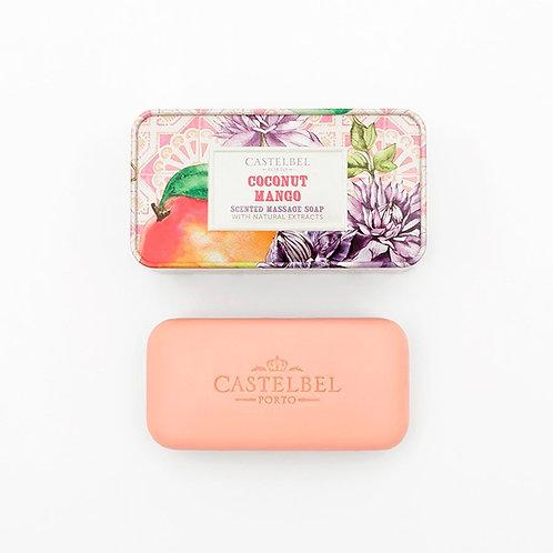 סבון סן פרנסיסקו מנגו - Castelsel  - Coconut Mango