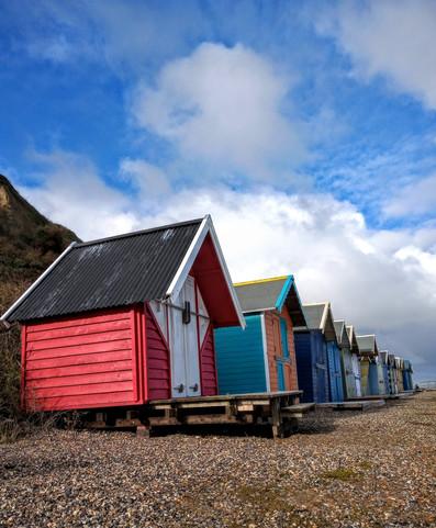 Overstrands Beach Huts 2