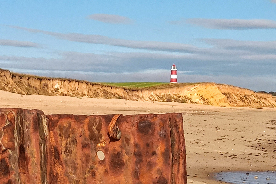 Happisburgh 2 available
