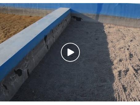 Limpieza en la Planta Potabilizadora y Desinfeccion de la Red de Agua en Milagro
