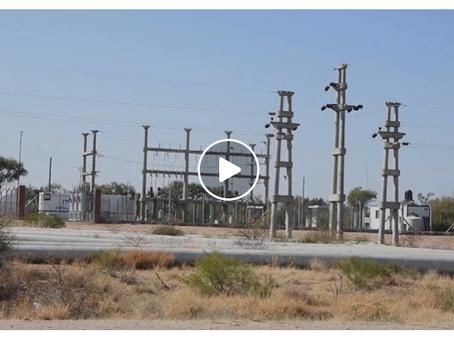 1° Etapa del Proyecto Energético de la Línea de 132 KW