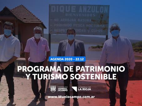 Programa de Patrimonio y Turismo Sostenible llega al Dpto. Gral. Ortiz de Ocampo