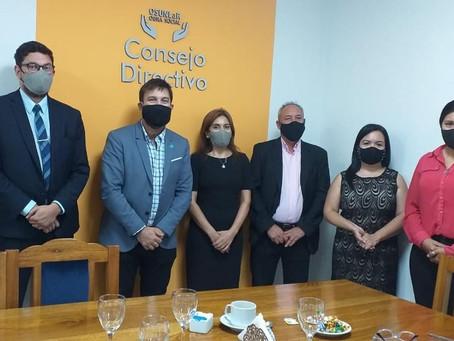 Convenio específico de colaboración entre la Universidad Nacional de La Rioja, OSUNLaR