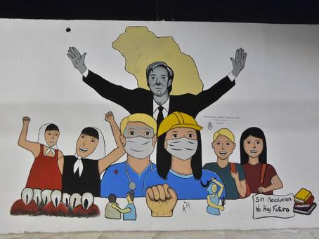 10º aniversario del fallecimiento del ex presidente Néstor Kirchner