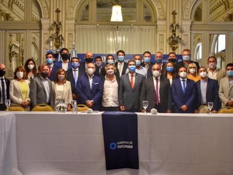 Reunión de Intendentes del Norte Grande Argentino