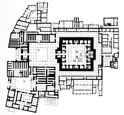 1750 - il Jokhang nel 1750