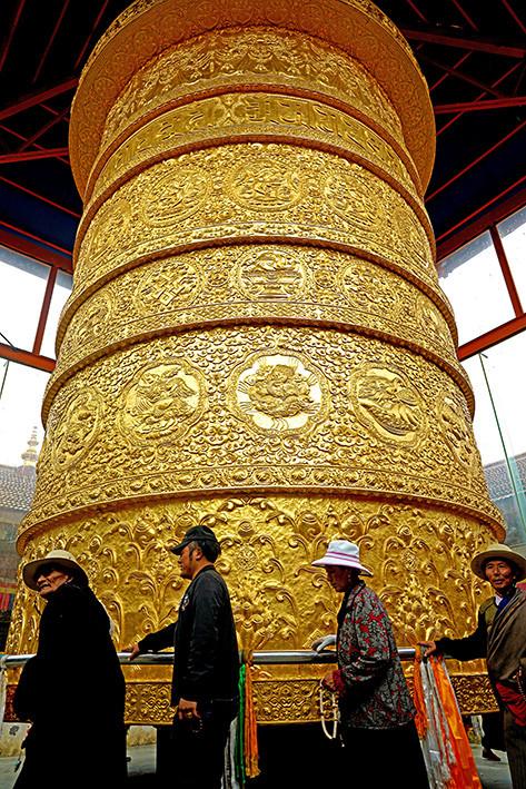 11_2018-09_Prayer_Wheel_Bamya_Sichuan_83