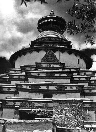 Fosco Maraini 1935-Gyantse-Stupa.jpg