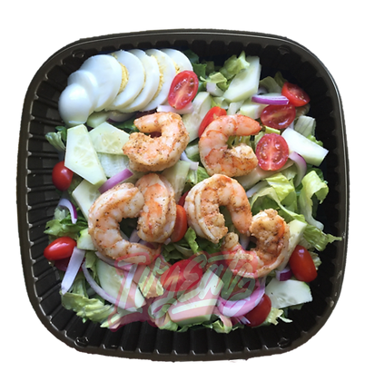 Shrimp Salad Plate