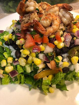 Shrimp Chipotle Salad