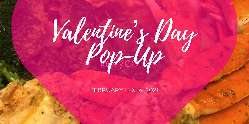 Valentine's Day Pop-Up