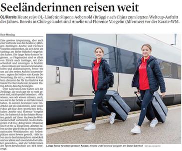 Bieler Tagblatt Nov 2019