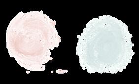 Pastell rund