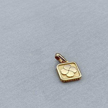 LUCKY LINGOT - Médaille, Vermeil Or Jaune