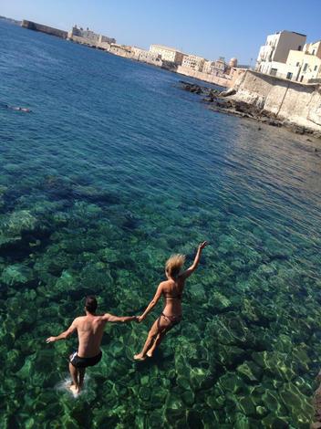 ORTIGIA - SICILIA, ITALY
