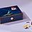 Thumbnail: TULIPE - Marqueterie de Paille Laquée et Décorée
