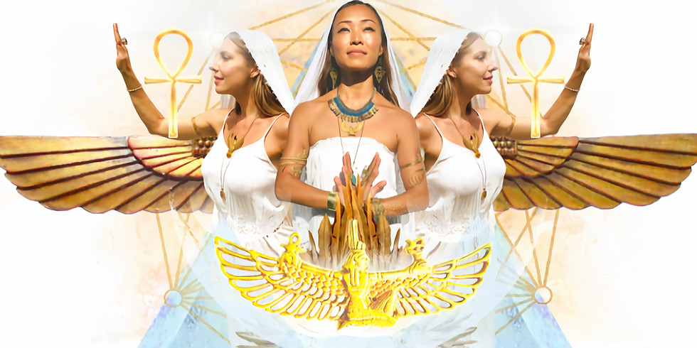 HIGH PRIESTESS OF THE GOLDEN AGE