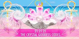21:21:21 PORTAL - GODDESS CODES OF THE GOLDEN AGE ACTIVATION LIVESTREAM