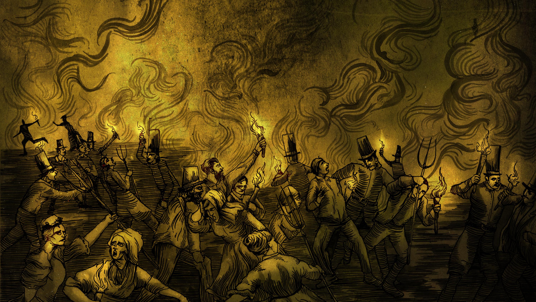 Victorian Mob