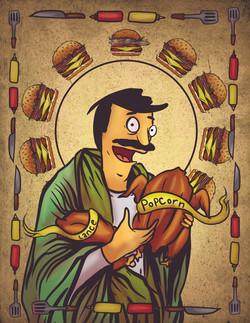 Patron Saint of Thanksgiving