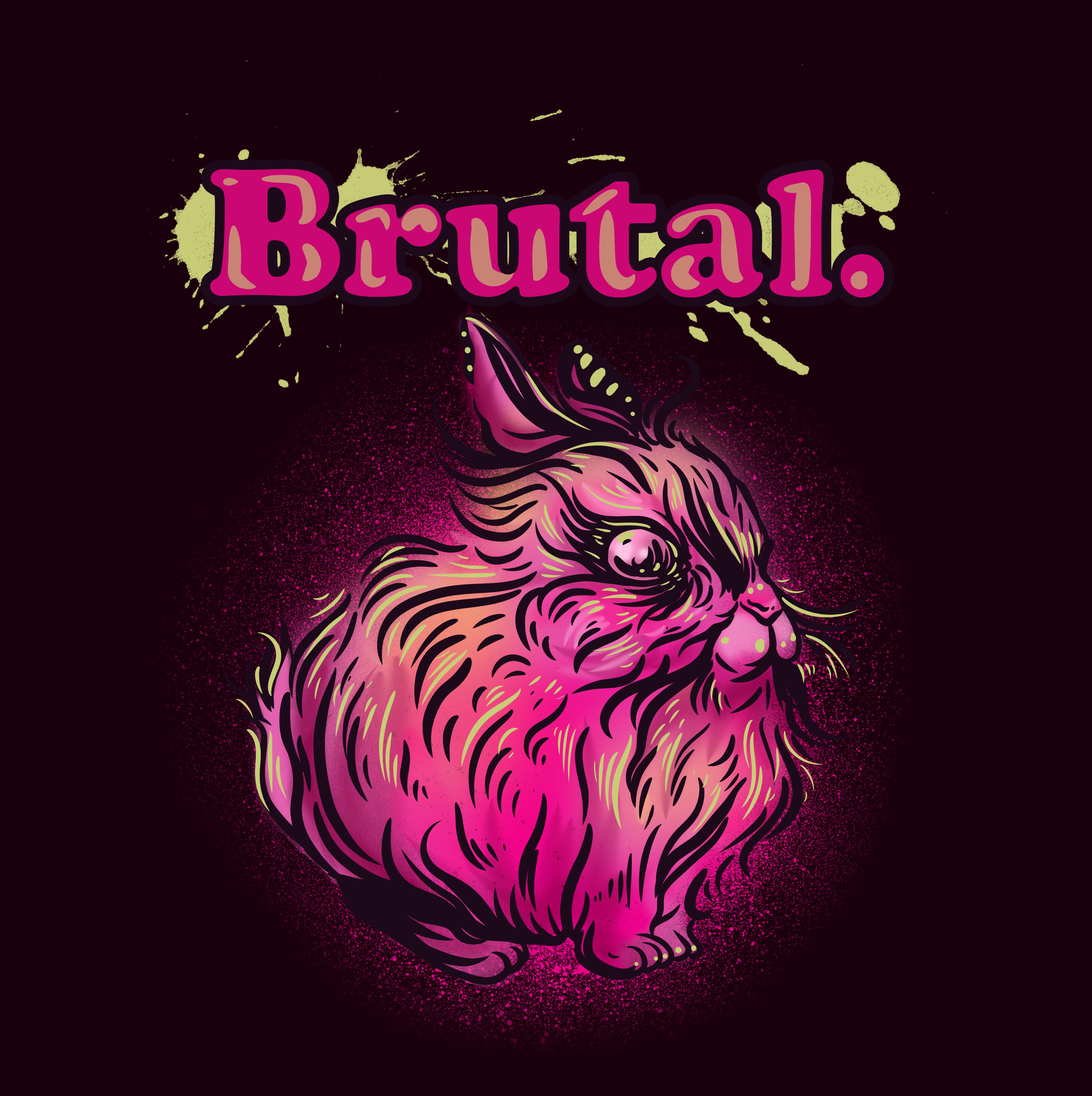 Chubby Bunny - Brutal