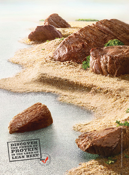 US BEEF – PRINT CAMPAIGN