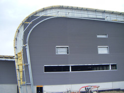 roofing, cladding and building
