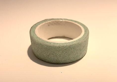 Glitter Tape (Mint green)