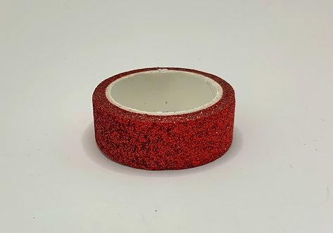 Glitter Tape (Red)