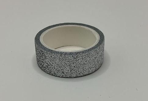 Glitter Tape ( sparkling Silver)