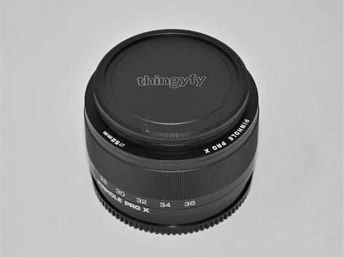 Thingyfy Pinhole Pro X Lens for Sony
