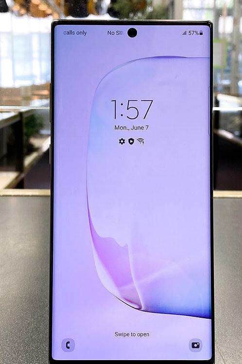 Samsung Galaxy Note 10 Plus (Unlocked/256GB) w/ 6000mAh Battery Case