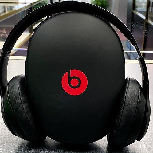 Beats Studio 3 Wireless Over Ear Headphones - Black