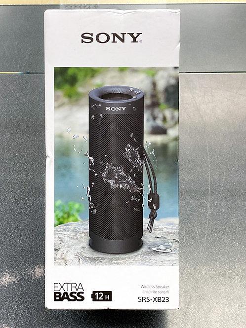 Sony SRS-XB23 Waterproof Bluetooth Wireless Speaker