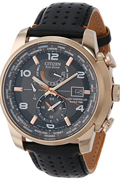 Citizen AT9013-03H Eco-Drive World Time A-T Watch