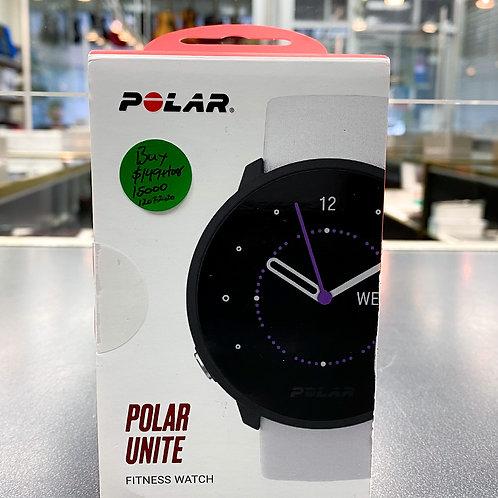 POLAR Unite Waterproof Fitness Watch (Includes Wrist-Based Heart Rate and Sleep)
