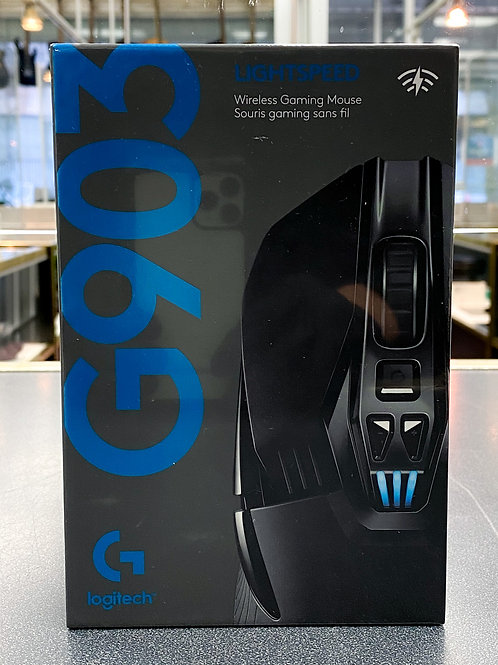 Logitech G903 HERO 16000 DPI Wireless Optical Gaming Mouse