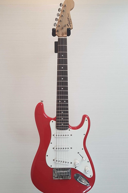 Squire Mini Strat Torino Red (Exc.)
