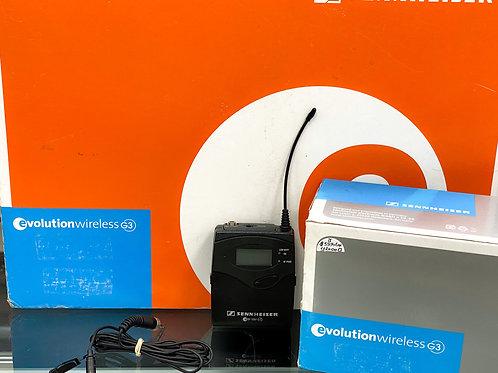 Sennheiser Evolution Wireless G3 System (e835/em100/SK100/lavalierMic)