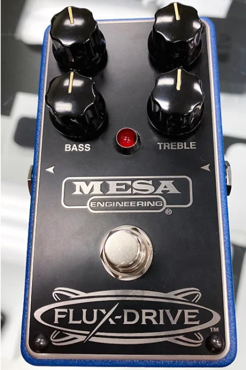 Mesa Boogie Flux Drive Overdrive Pedal